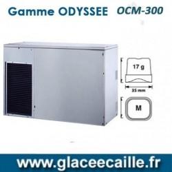 Machine a glacon 300kg par 24h