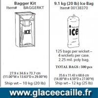 SAC DE GLACE 500