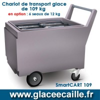CHARIOT A GLACE 109 KG