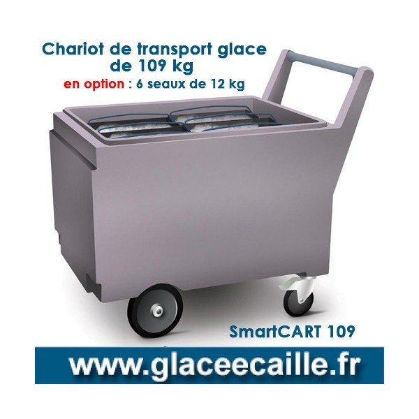 chariots glace chariot a glace bac a glace transport de. Black Bedroom Furniture Sets. Home Design Ideas