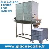 SILO A GLACE ECAILLE 1 TONNE