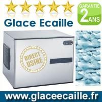 Machine à glace paillette 250kg/24h ODYSSEE