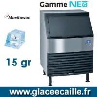 MACHINE GLACON CUBE MANITOWOC UR0310A 130KG/24H