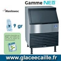 MACHINE GLACON CUBE MANITOWOC QYP0274A 127KG/24H