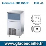 Machine à glaçons ronds 46kg/24h ODYSSEE