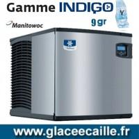 MACHINE GLACON CUBE 494 KG/24H MANITOWOC
