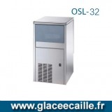 Machine à glaçons ronds 32 kg/24h ODYSSEE