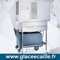 Machine a Glace en écaille ITV