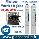 Filtre pour machine à glace EVERPURE