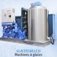Machine à Glace écaille 20.000 kg/24h TROPICALISE