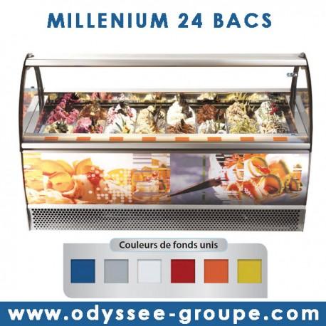 Vitrines Crème Glacée MILLENNIUM