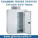CHAMBRE FROIDE POSITIVE CELLULE-ECO 70mm