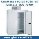 CHAMBRE FROIDE POSITIVE CELLULE-ECO 70mm