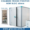 CHAMBRE FROIDE POSITIVE NEW BLOC 60mm