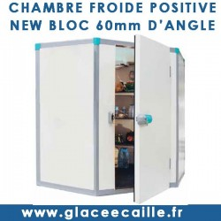 CHAMBRE FROIDE NEW BLOC 60 D'ANGLE
