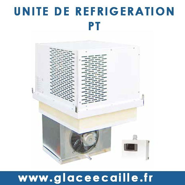Unités de réfrigération PT