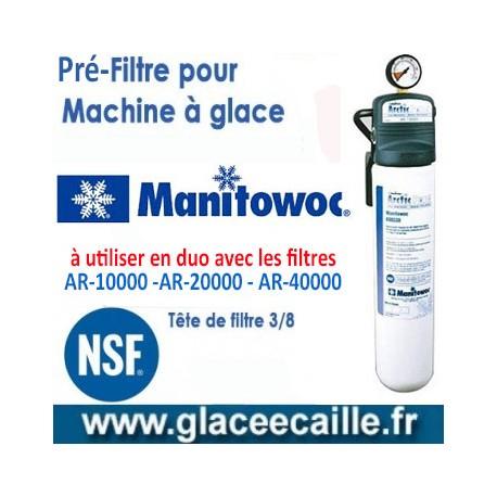 Filtre pour machine à glace MANITOWOC