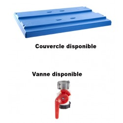 COUVERCLE CHARIOT A GLACE 300L