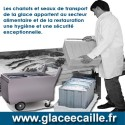 CHARIOT A GLACE 112 KG