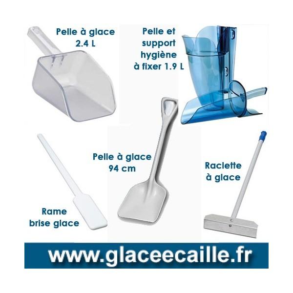 PELLE A GLACE ECAILLE