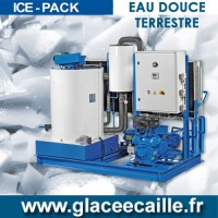 Machine a Production de Glace en écaille EAU DOUCE