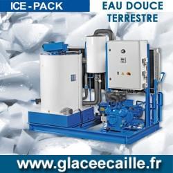 Machine à Glace en écaille PACK ICE