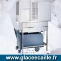 ITV Machine a glace Paillette ITV 550 KILO