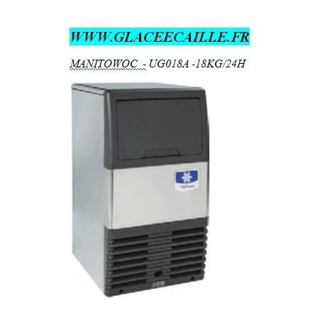 MACHINE GLACON PLEIN MANITOWOC 18KG/24H