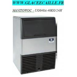 MACHINE GLACON PLEIN 40KG/24H MANITOWOC