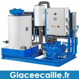 Machine à Glace écaille tropicalisé