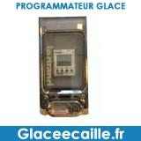 PROGRAMMATEUR POUR MACHINE A GLACE HEBDOMADAIRE