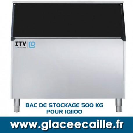 BAC DE STOCKAGE GLACE 480 KG ITV