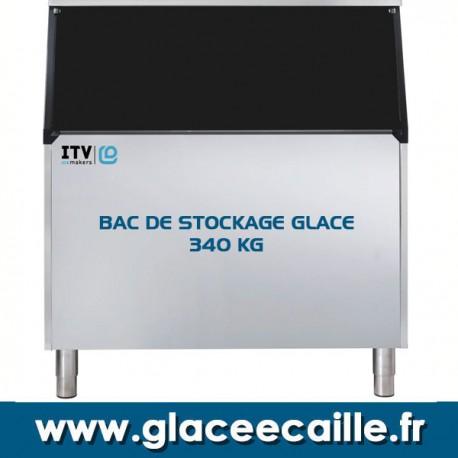 BAC DE STOCKAGE GLACE 340 KG ITV