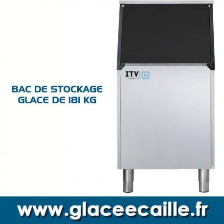 BAC DE STOCKAGE GLACE 181 KG ITV