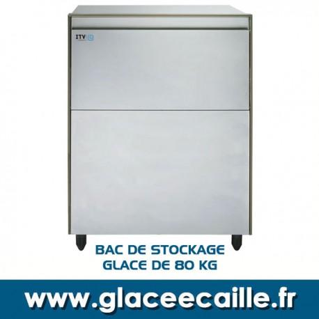 BAC DE STOCKAGE GLACE 80 KG ITV
