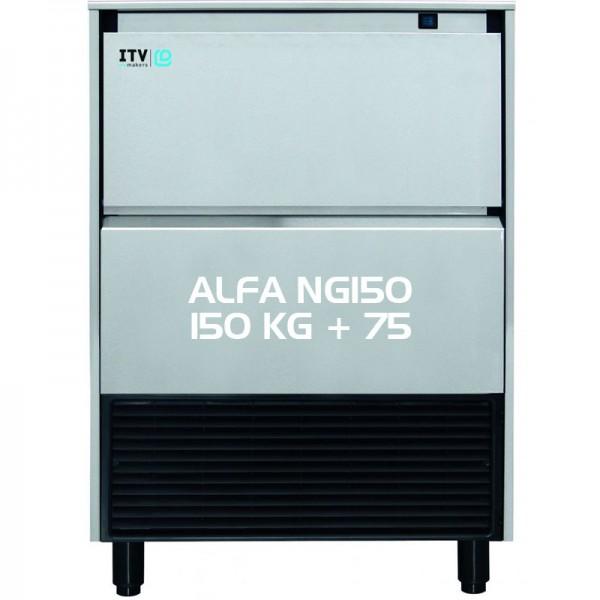MACHINE A GLACON ITV ALFA NG150 AVEC STOCKAGE