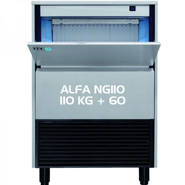MACHINE A GLACON ITV ALFA NG110 AVEC STOCKAGE