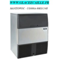 MACHINE GLACON PLEIN MANITOWOC UG080A 80KG/24H