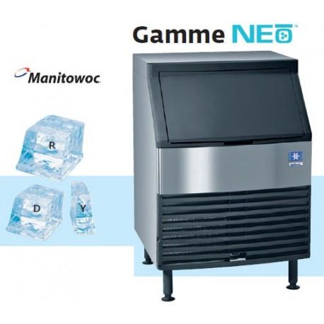 MACHINE GLACON CUBE MANITOWOC UR0140A 55KG/24H