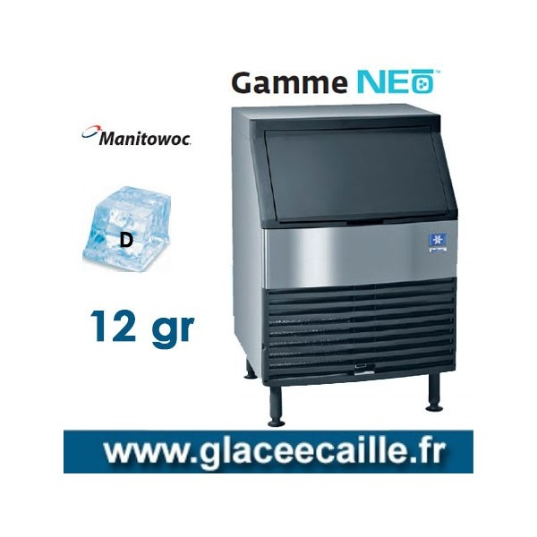 MACHINE GLACON CUBE 55KG/24H MANITOWOC