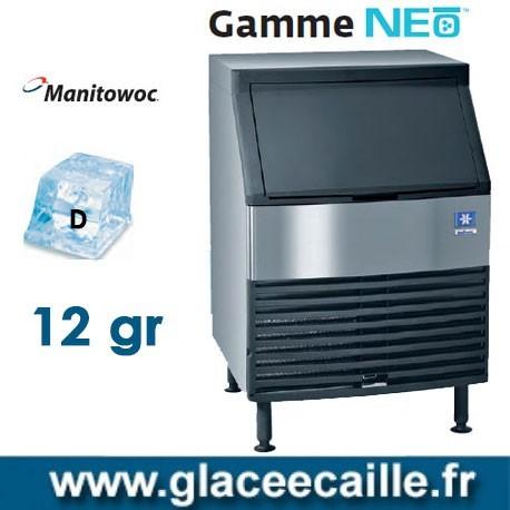 MACHINE GLACON CUBE MANITOWOC UD0190A 79KG/24H