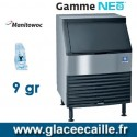MACHINE GLACON CUBE MANITOWOC UY0240W 98KG/24H