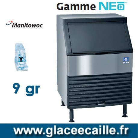 MACHINE GLACON CUBE MANITOWOC UY0310A 130KG/24H