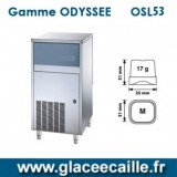 Machine à glaçons ronds 53kg/24h ODYSSEE