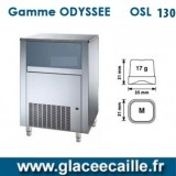 Machine à glaçons ronds 130kg/24h ODYSSEE