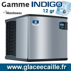 MACHINE GLACON CUBE 288 KG/24H MANITOWOC