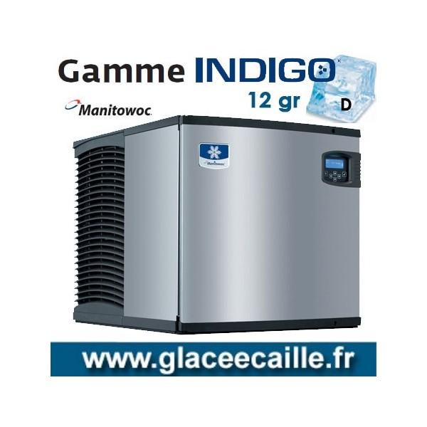 MACHINE GLACON CUBE 267 KG/24H MANITOWOC
