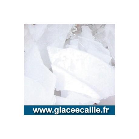 Glace écaille 400 kg paillette pour poissonnier pèche et aquaculture