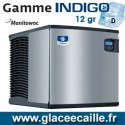 MACHINE GLACON CUBE 497 KG/24H MANITOWOC