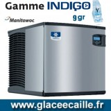 MACHINE GLACON CUBE 464 KG/24H MANITOWOC